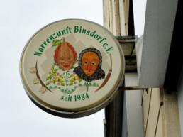Team Kipp Referenz Vorschaubild Logo Narrenzunft Binsdorf