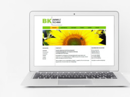 Team Kipp Referenz Vorschaubild Webdesign BK Umwelttechnik