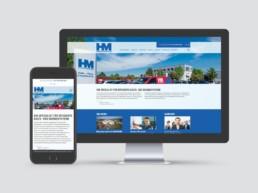 Team Kipp Referenz Vorschaubild Webdesign Hafner-Muschler