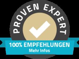 Team Kipp Blog-Beitrag Beitragsbild Proven Expert Logo