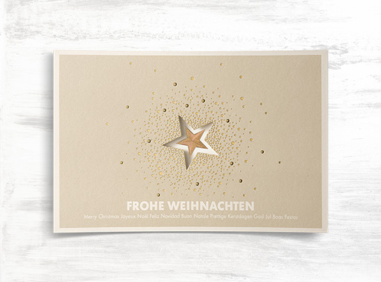 Stilvolle Weihnachtskarten Für Jeden Geschmack Team Kipp