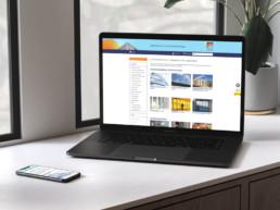 Team Kipp Referenz Vorschaubild allefolien.de: Online-Shop mit WordPress und WooCommerce: