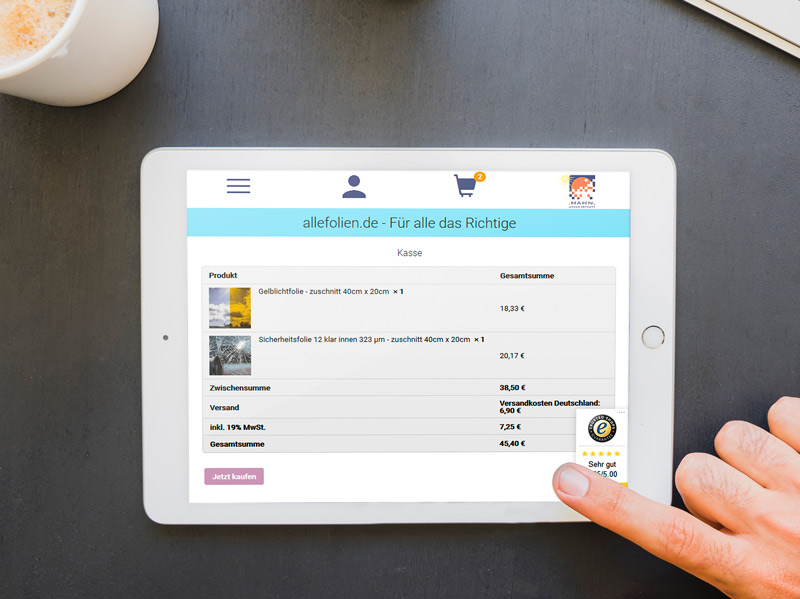 Responsive Webshop: Checkout WooCommerce
