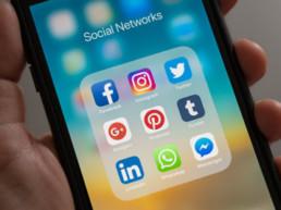 Soziale Medien für Unternehmen