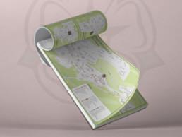 Stadtplan DIN A3 Rosenfeld