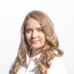 Team Kipp Mitarbeiterin Blanca Hägele